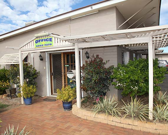 Chinchilla Motel Accommodation