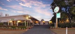 Chinchilla motel