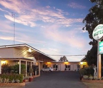 Chinchilla motel accom